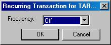 Turning Off Recurring Transactions