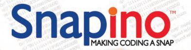 Snapino logo