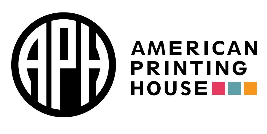 Logo of the American Printing House for the Blind